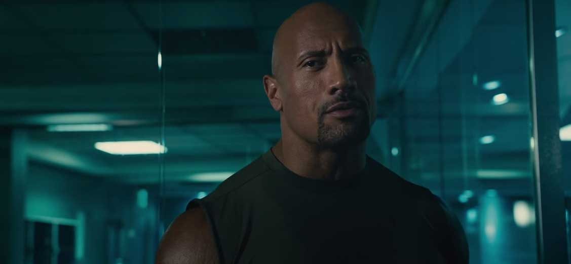 image Fast and Furious 7 - Featurette Hobbs Vs. Shaw