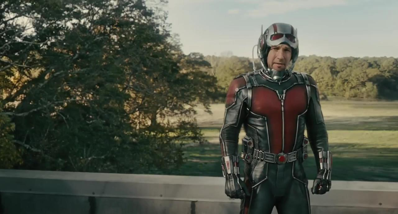 image Ant-Man - Trailer