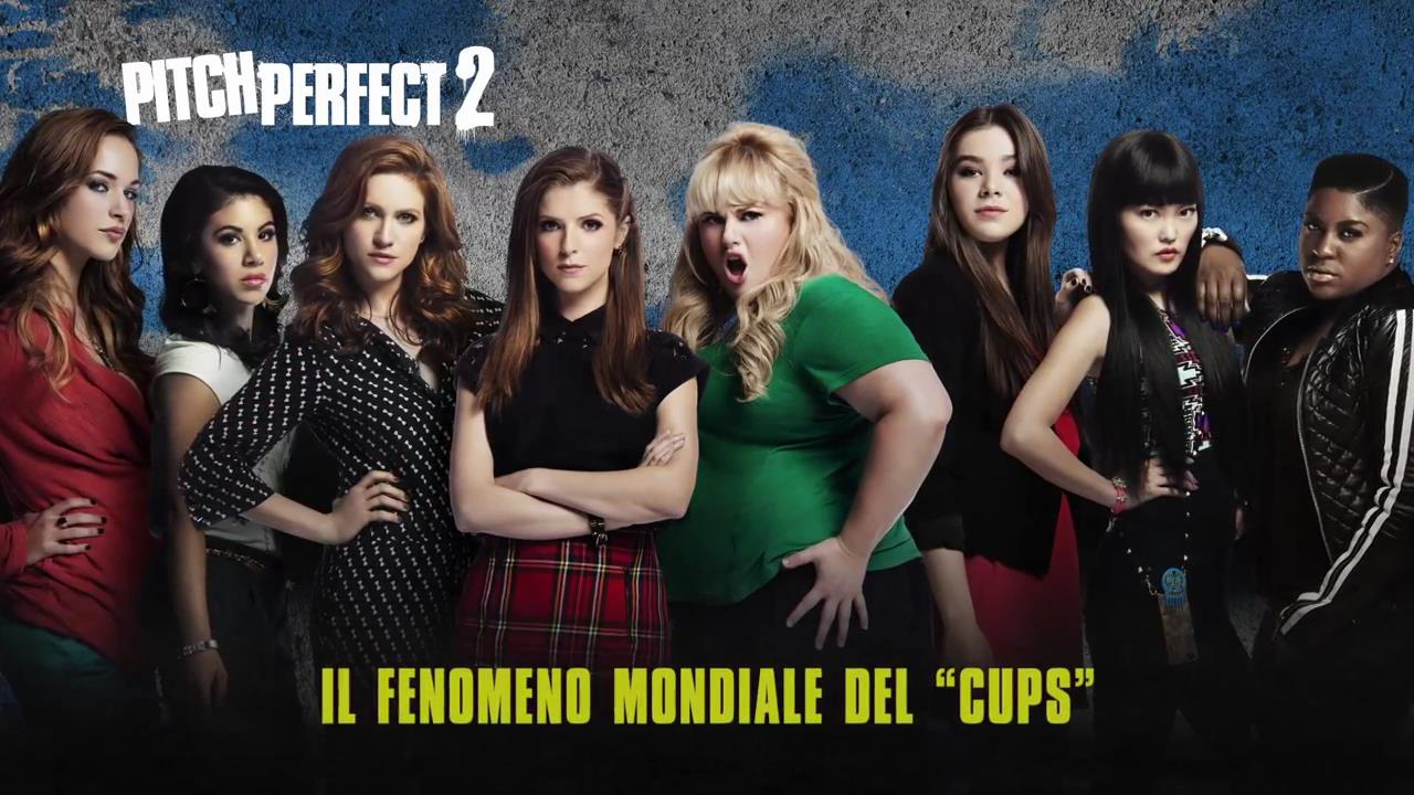 image Pitch Perfect 2 - Il fenomeno mondiale di 'Cups song'