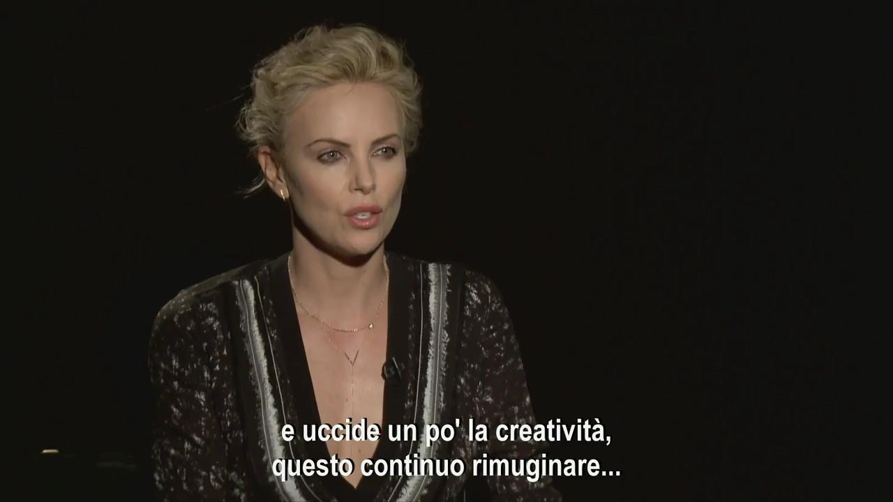 image Dark Places - Nei luoghi oscuri - Intervista a Charlize Theron
