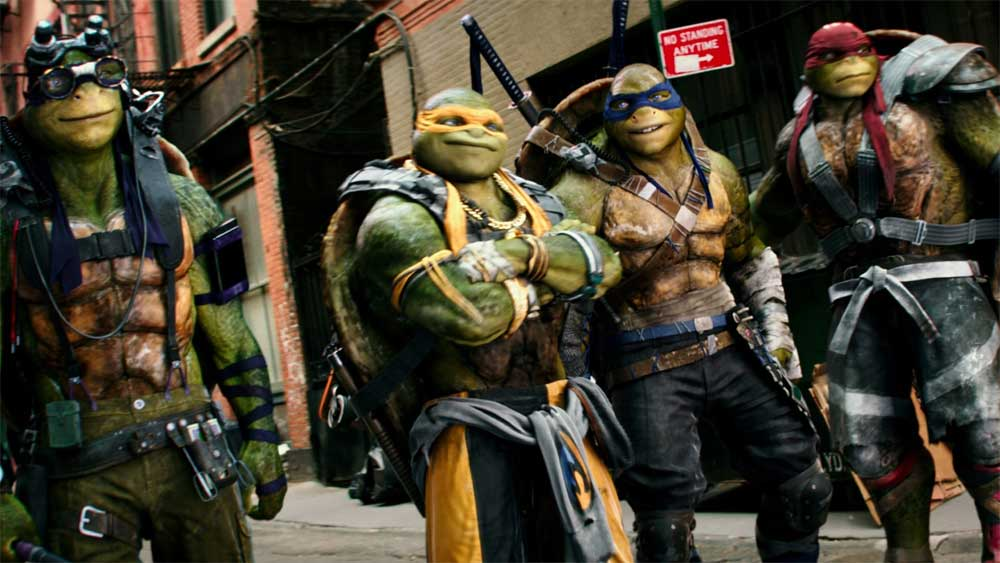 image Trailer - Teenage Mutant Ninja Turtles 2