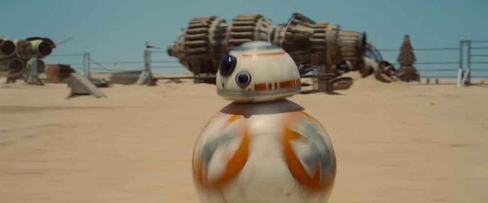 image Teaser Trailer - Star Wars VII The Force Awakens