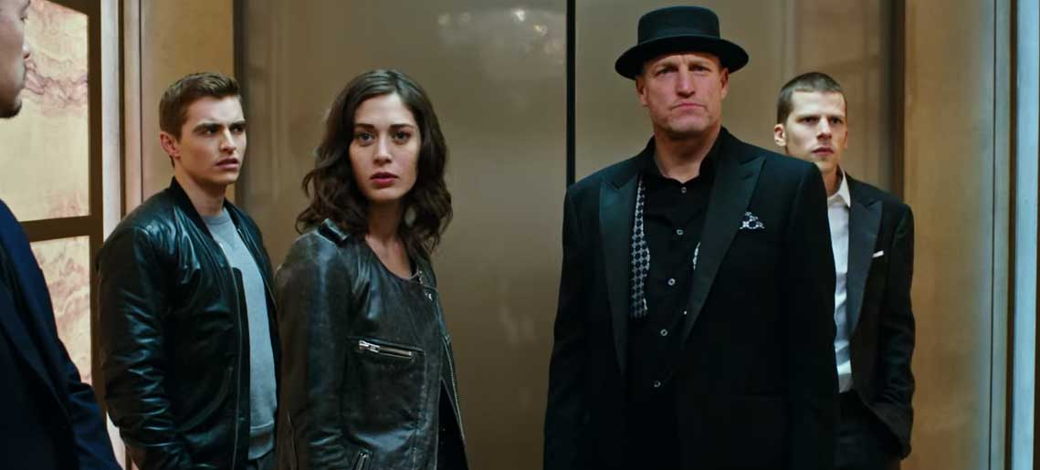 image Now You See Me 2 - Teaser Trailer