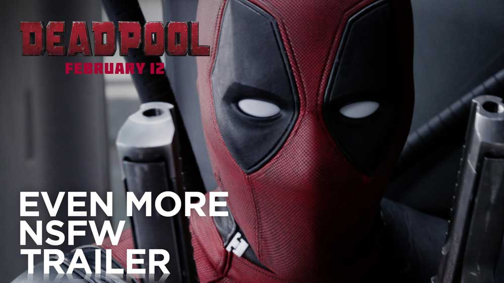 image Deadpool - Trailer Red Band 2