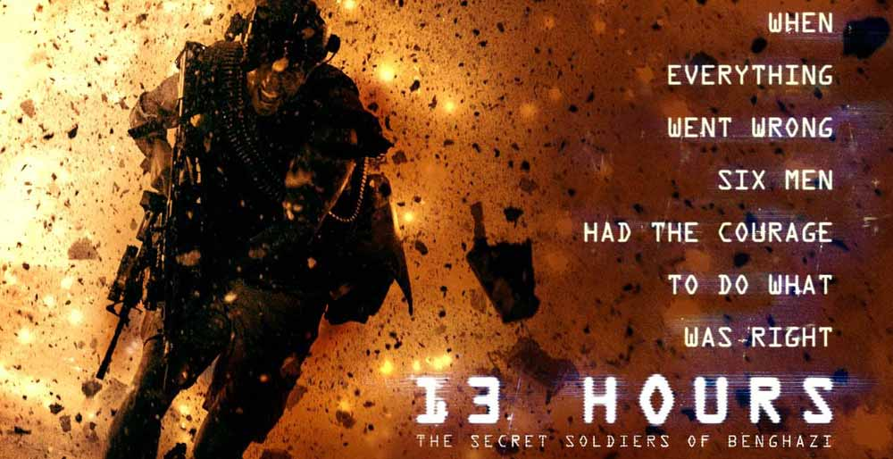 image Trailer italiano 3 - 13 Hours: The Secret Soldiers of Benghazi