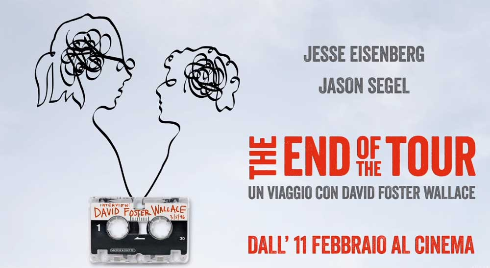image Trailer italiano - The End of the Tour