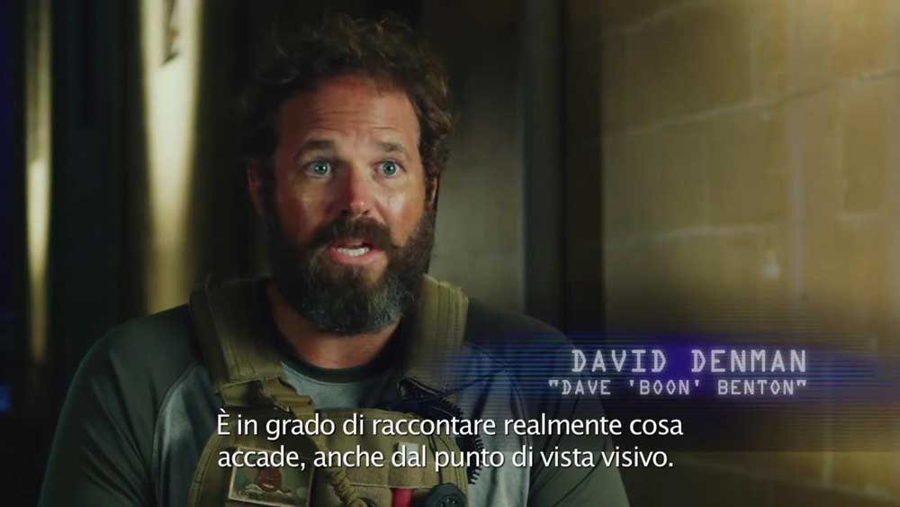 image Michael Bay e l'esercito - 13 Hours: The Secret Soldiers of Benghazi