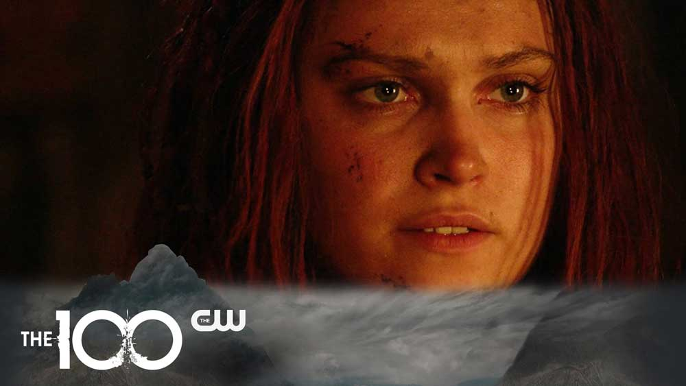 image The 100 - Season 3 - Trailer Hunted