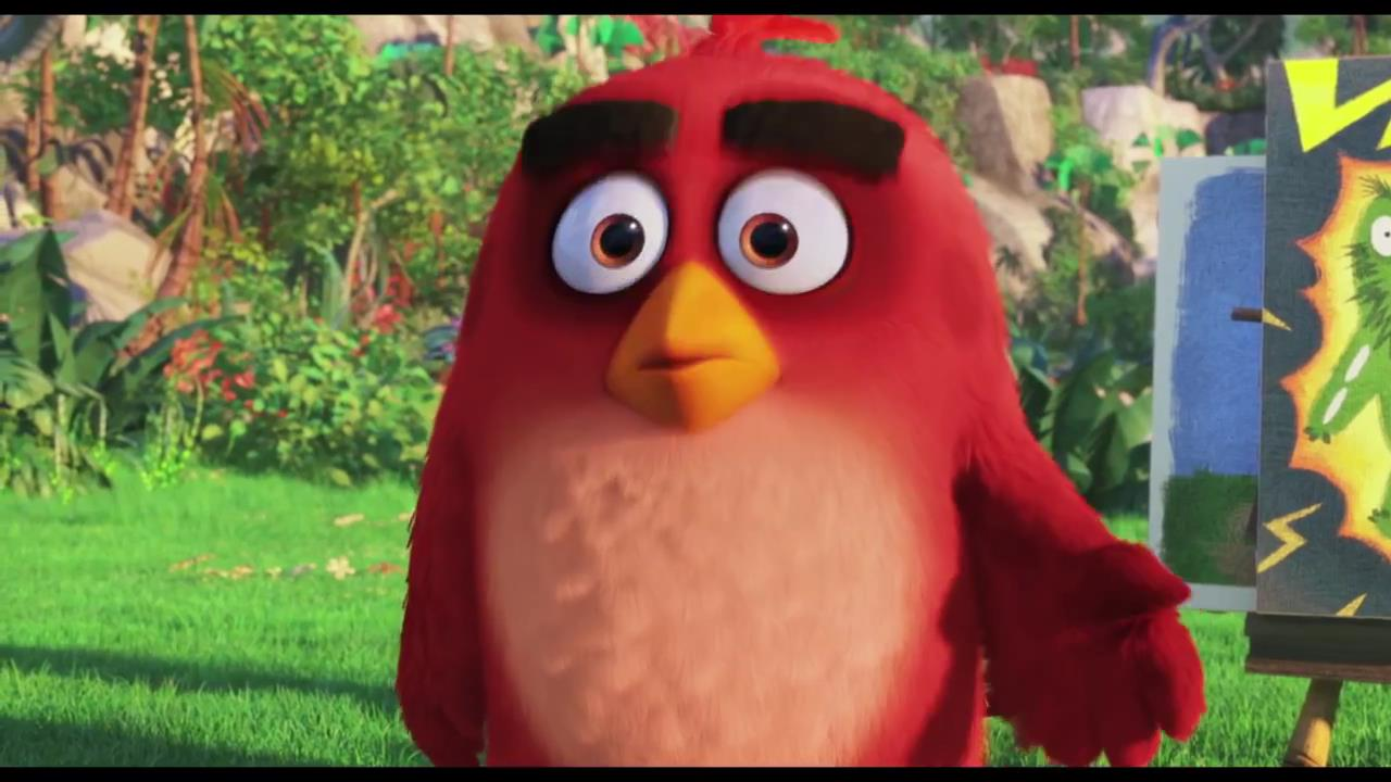 image Trailer 2 - Angry Birds - Il Film