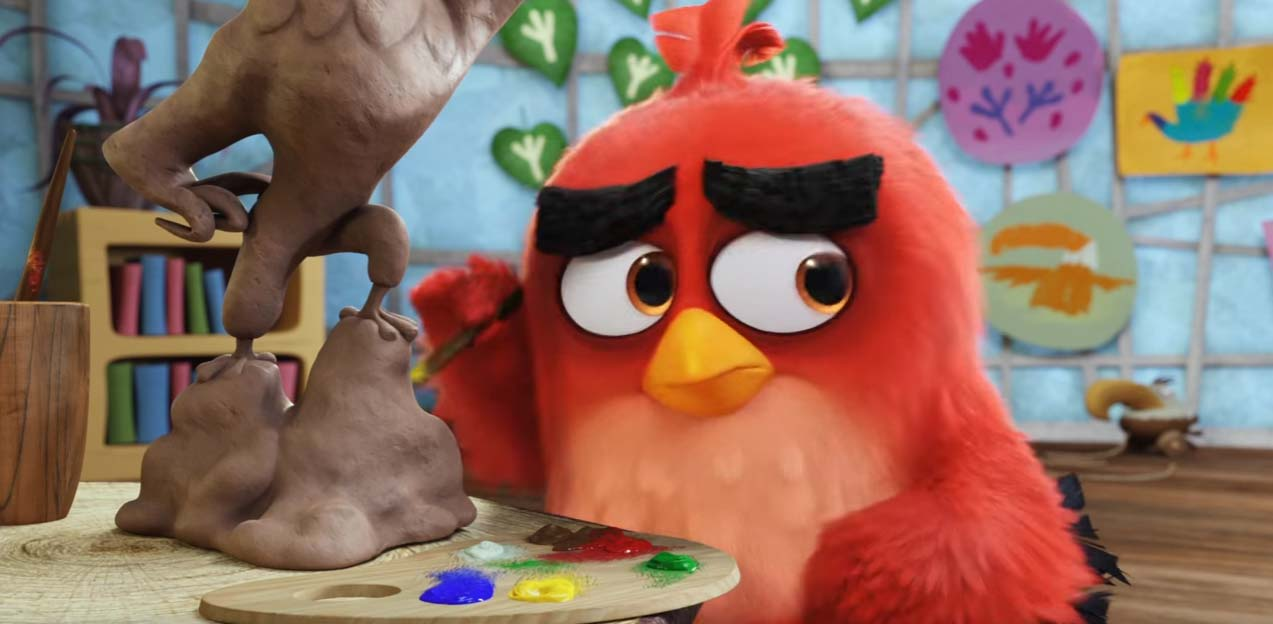 image Trailer 3 - Angry Birds - Il Film
