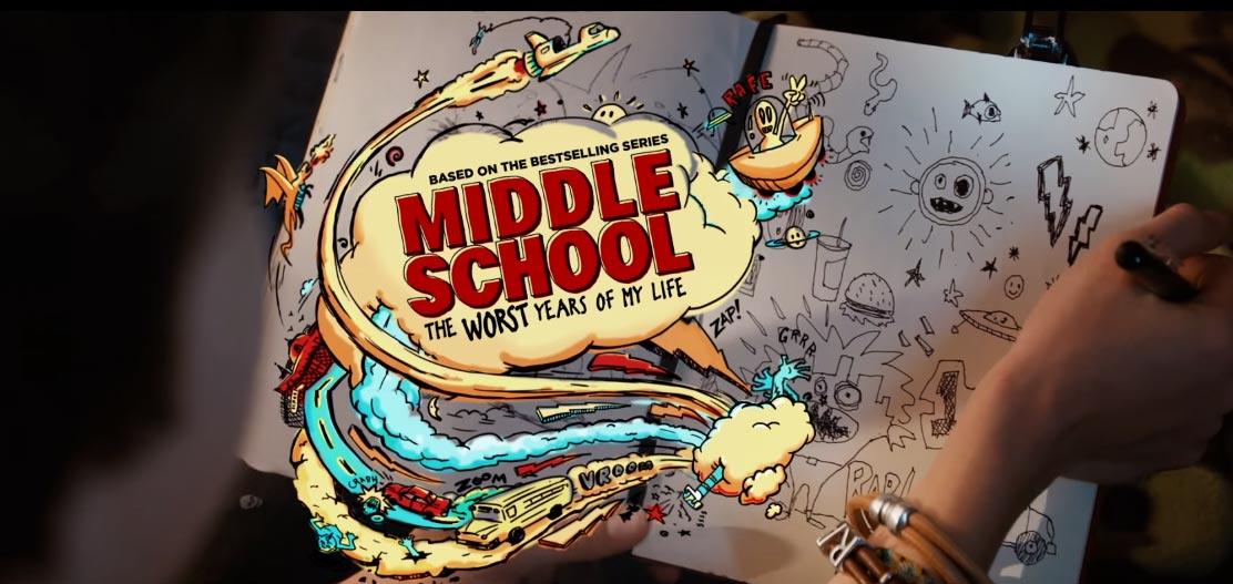 image Trailer - Middle School: The Worst Years of My Life