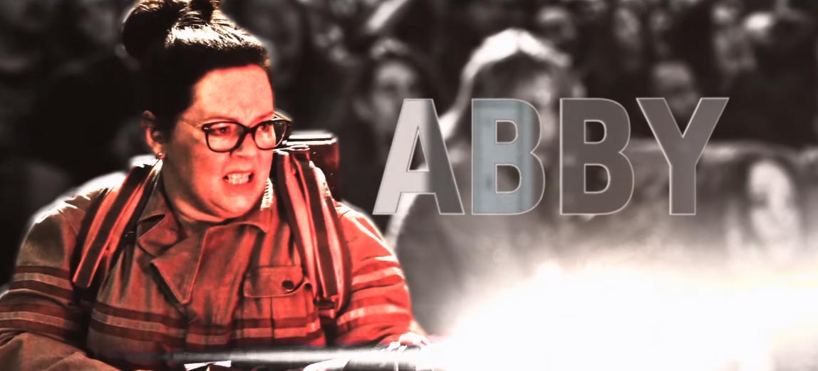 image Ghostbusters - Featurette Abby (Melissa McCarthy)