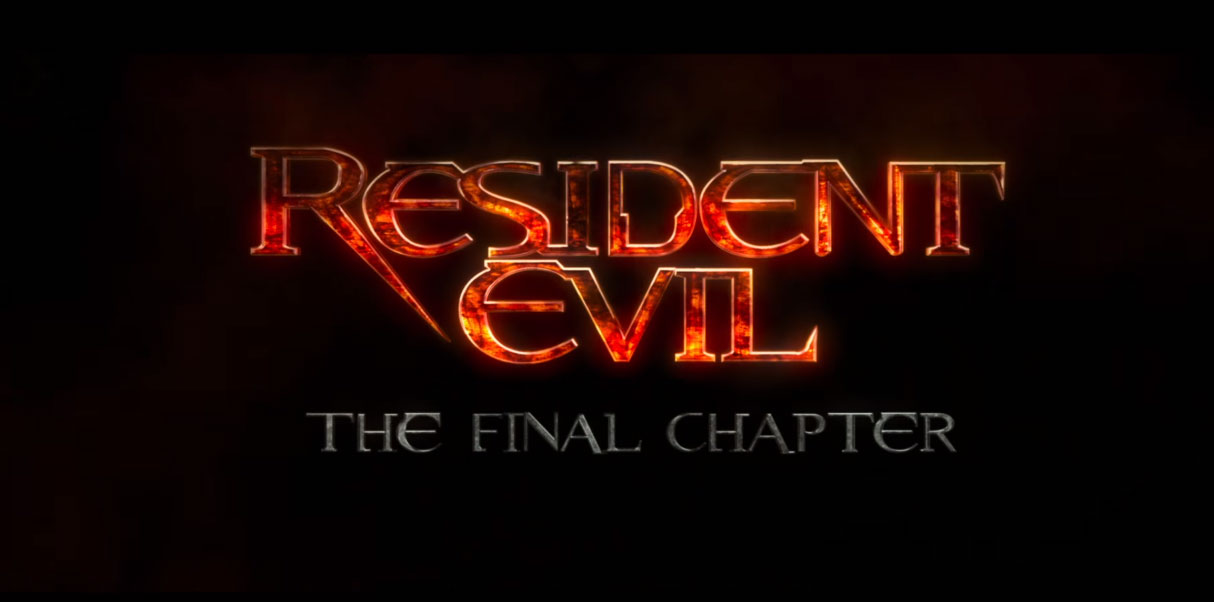image Teaser Trailer Italiano - Resident Evil: The Final Chapter