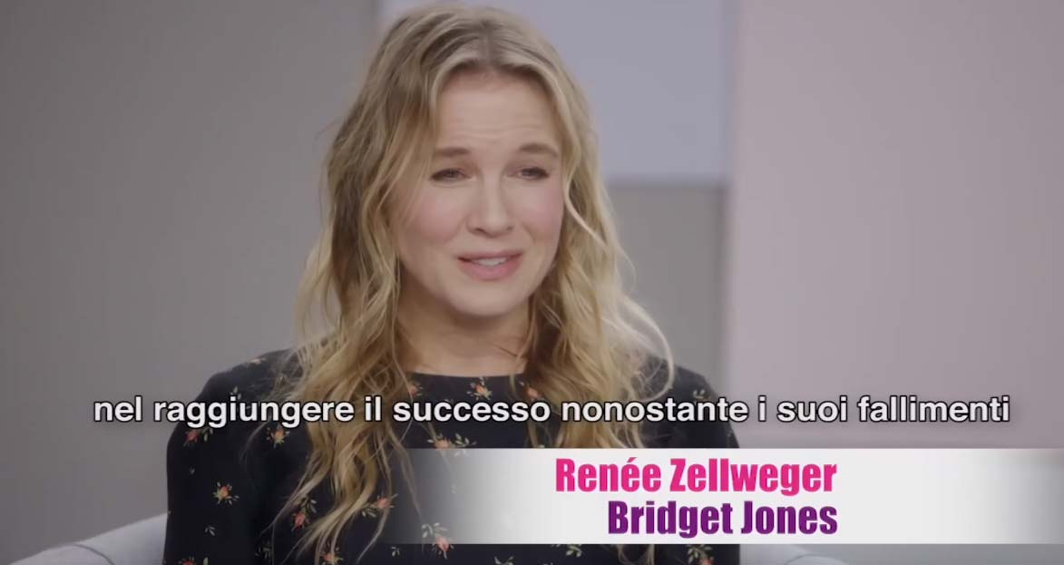 image Bridget Jones's Baby - Featurette Bridget e Renée