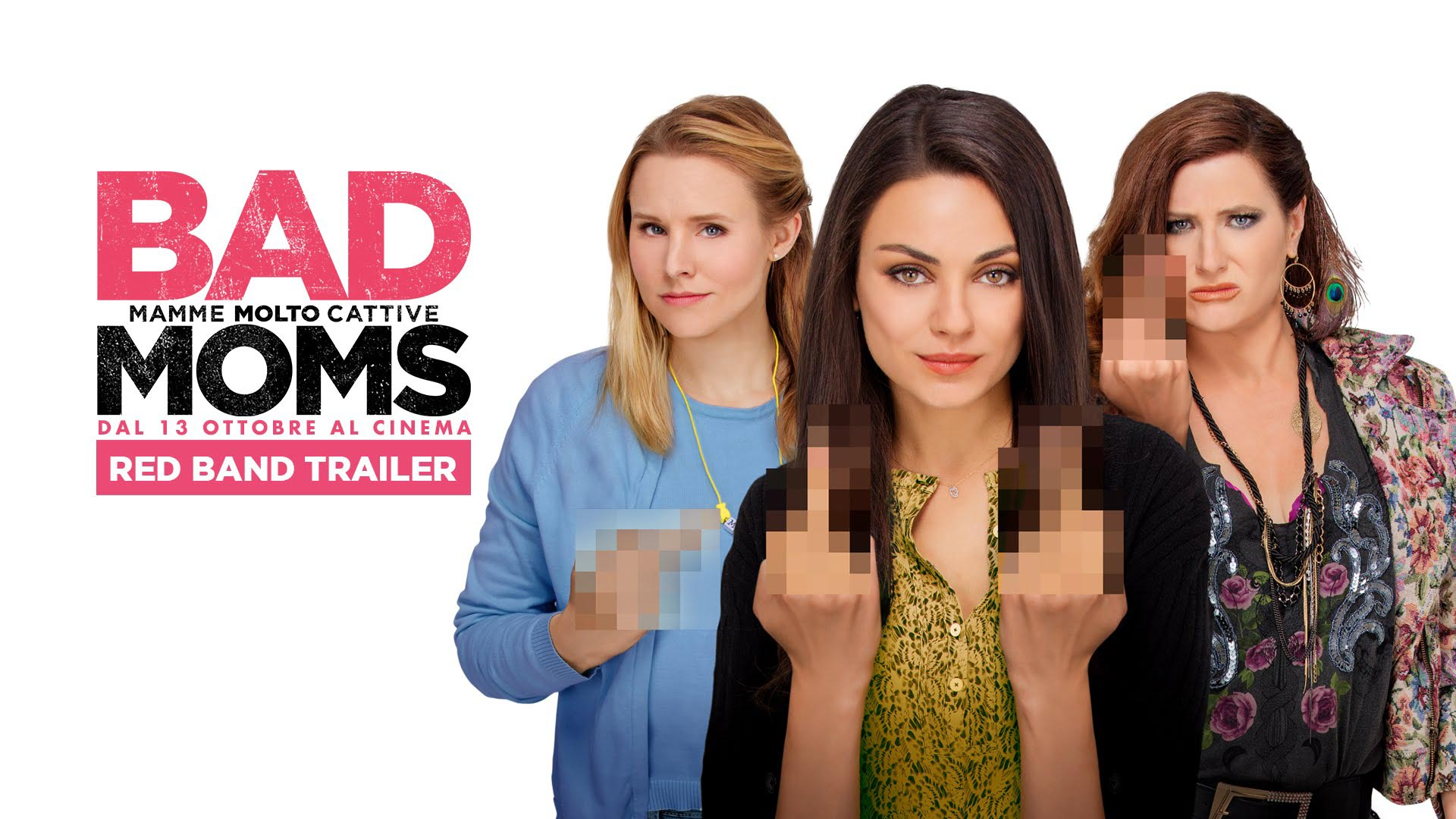 image Bad Moms - Trailer italiano Red Band