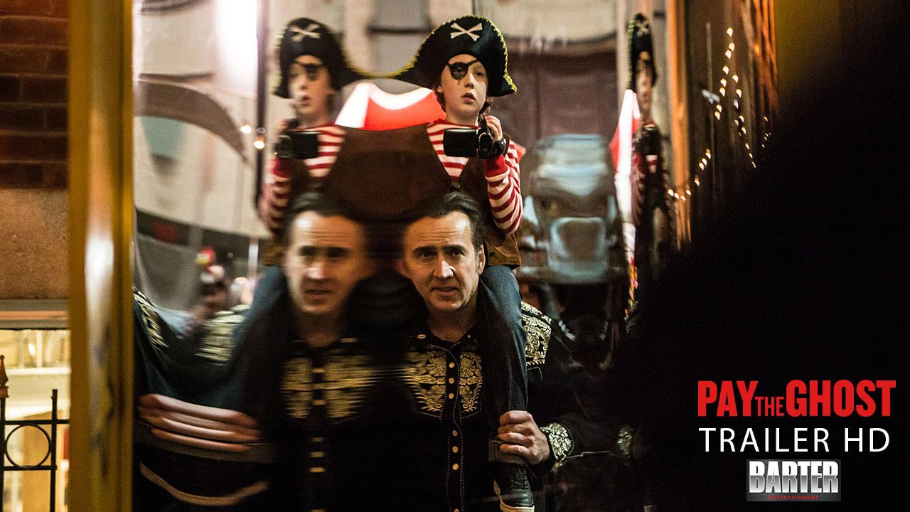 image Pay the Ghost - Trailer italiano