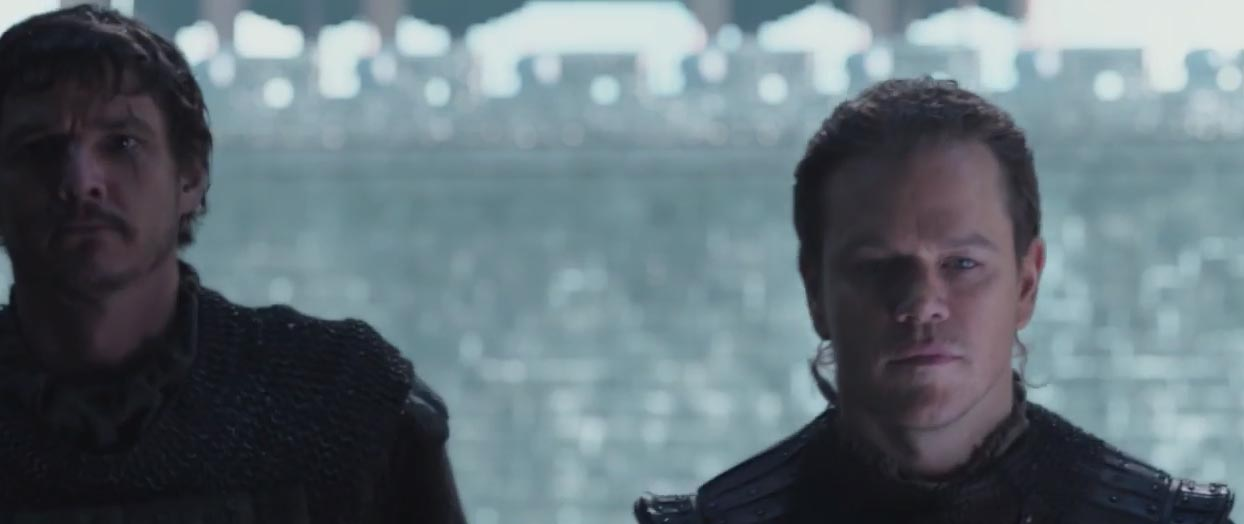 image Trailer - The Great Wall