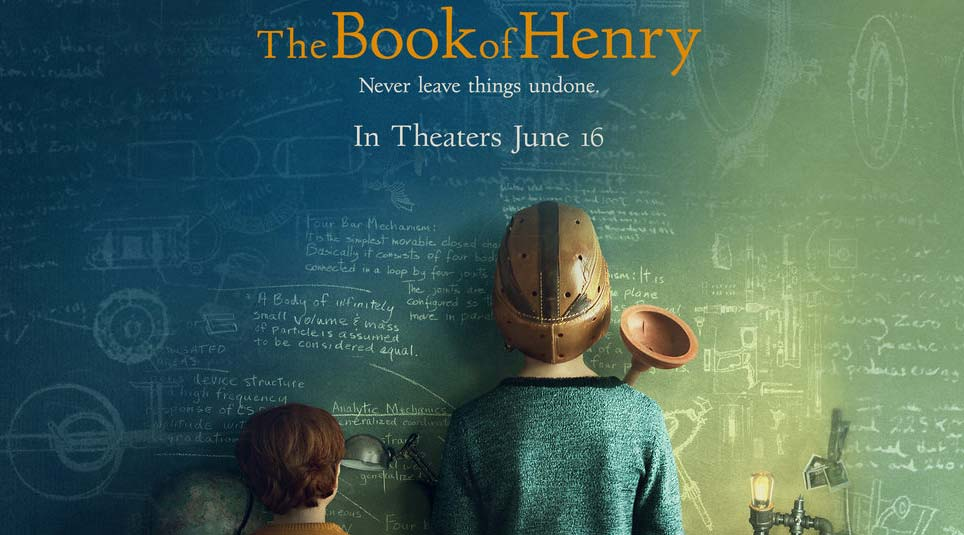image Trailer The Book of Henry