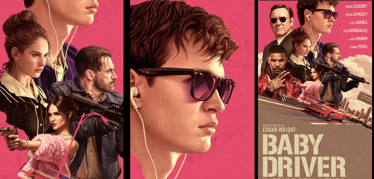 image Baby Driver - Motion Poster 2