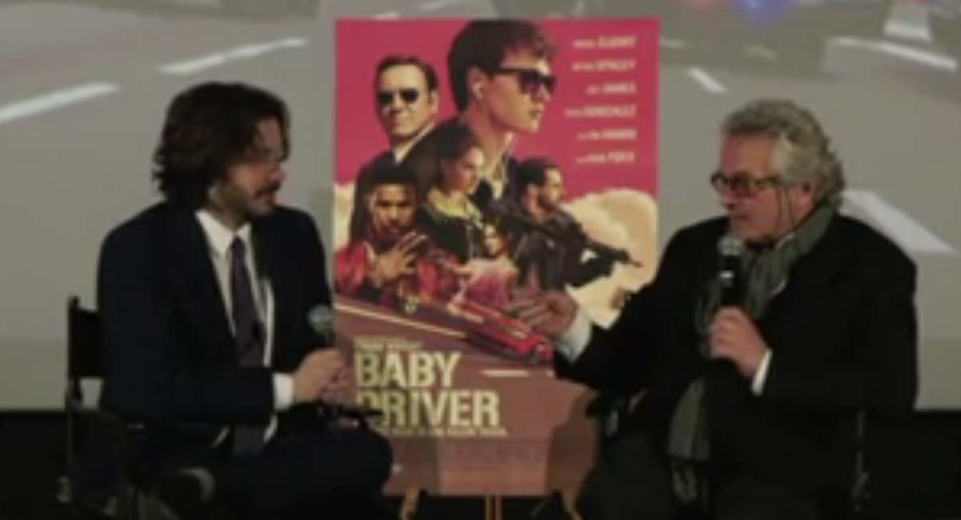 image Baby Driver - George Miller incontra Edgar Wright