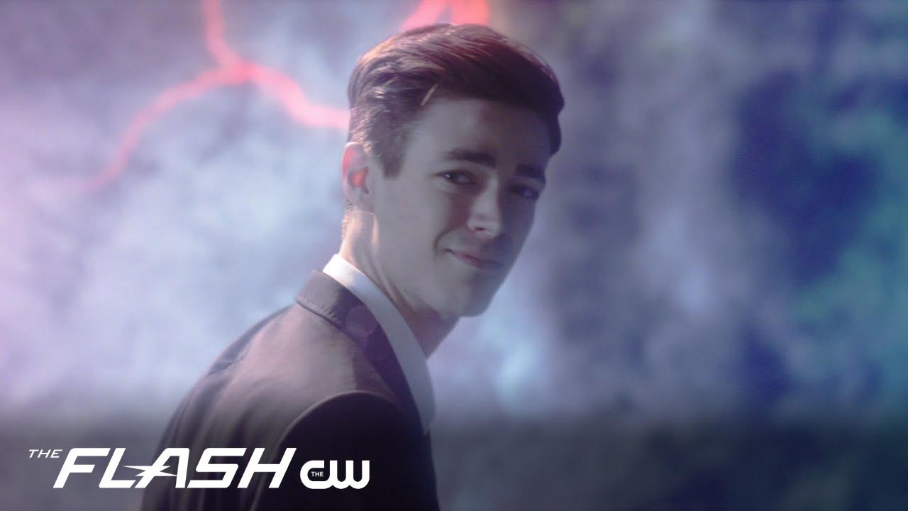 image The Flash stagione 4 - Trailer Comic-Con