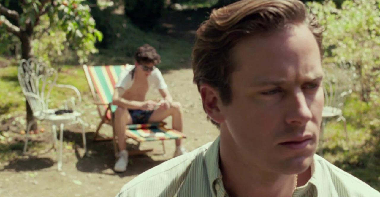 image Call Me By Your Name (2017) - Trailer