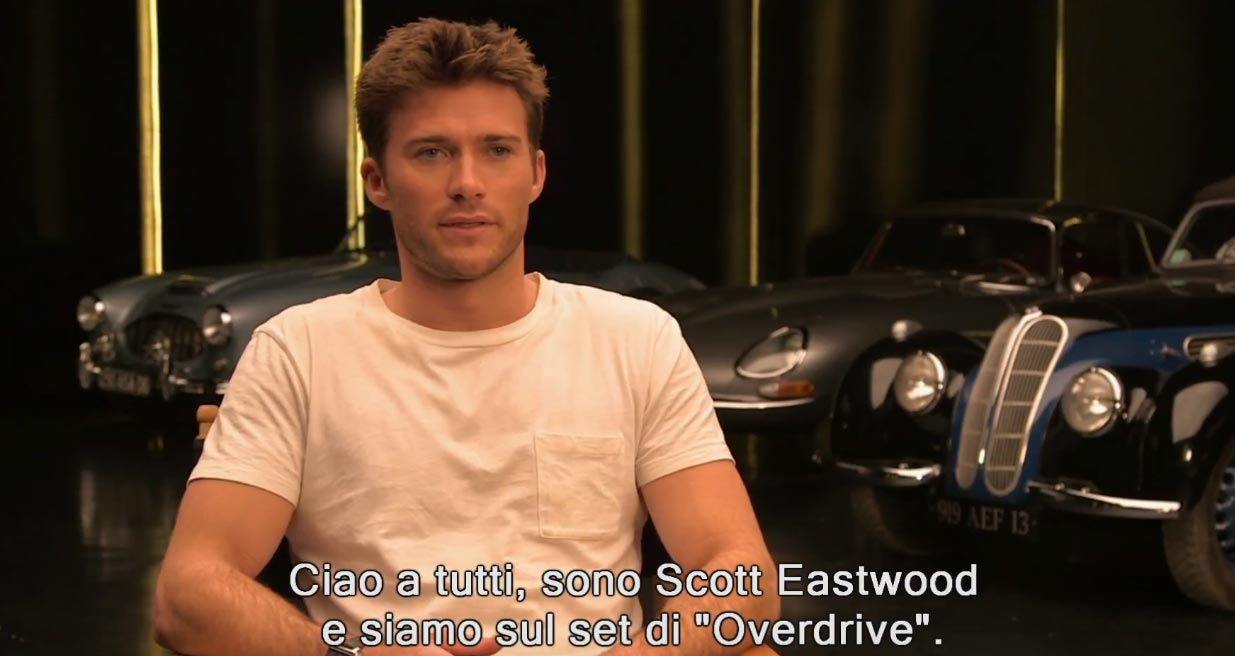 image Overdrive - Intervista a Scott Eastwood