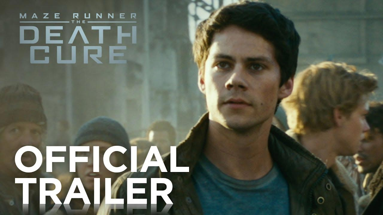 image Trailer Maze Runner: The Death Cure