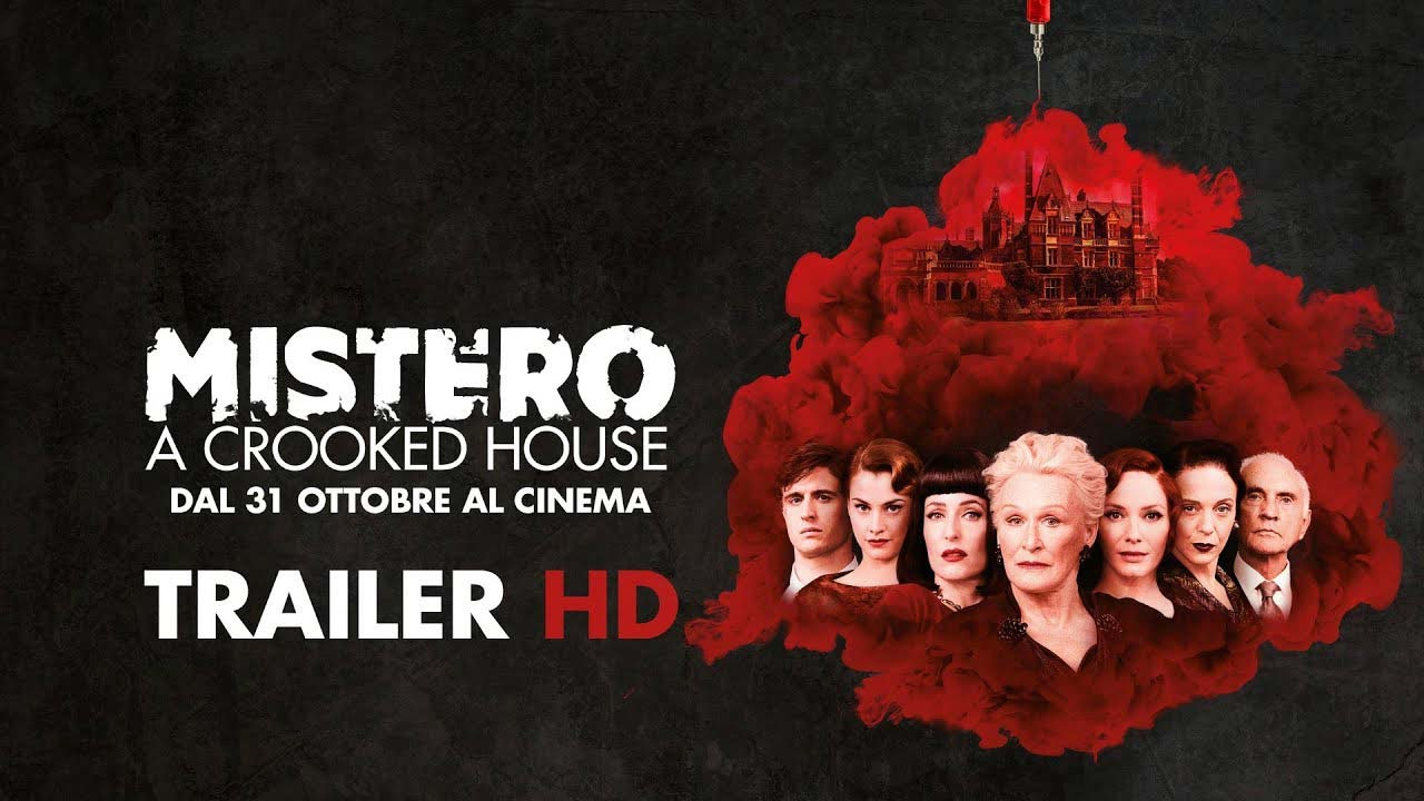 image Mistero a Crooked House - Trailer italiano