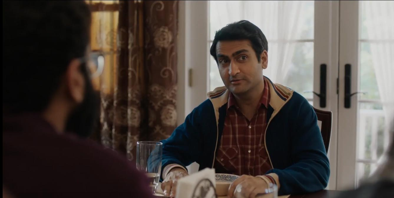 image The Big Sick - Clip Un fidanzamento combinato