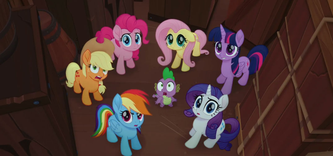 image My Little Pony Il Film - Clip Pirates