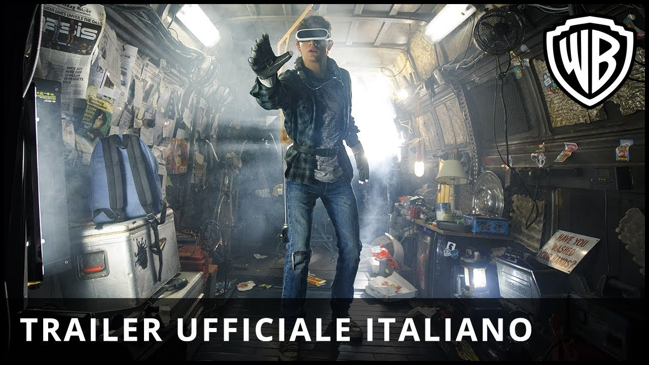 image Ready Player One - Trailer Italiano