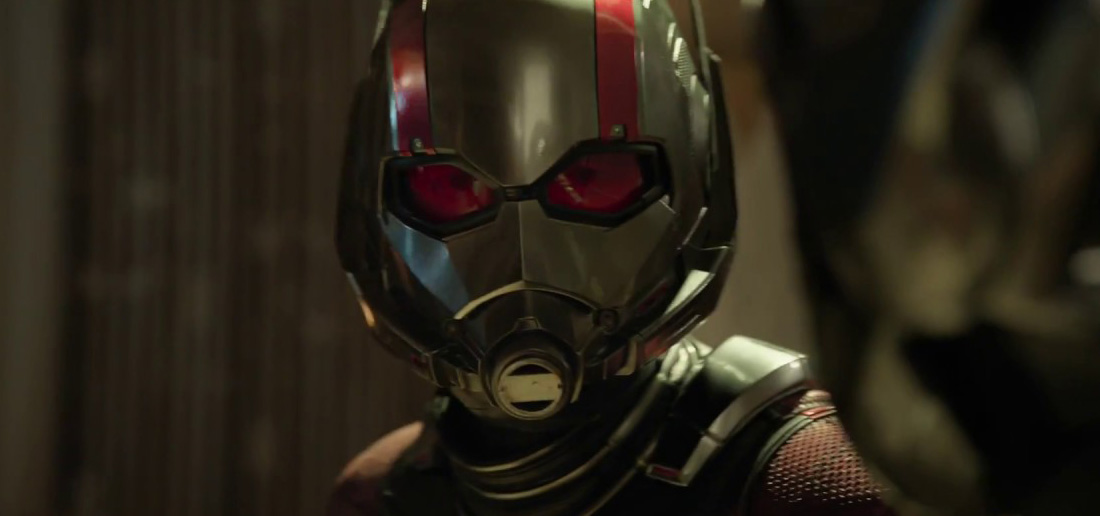 image Ant-man e Wasp insieme, Featurette per Ant-man and The Wasp