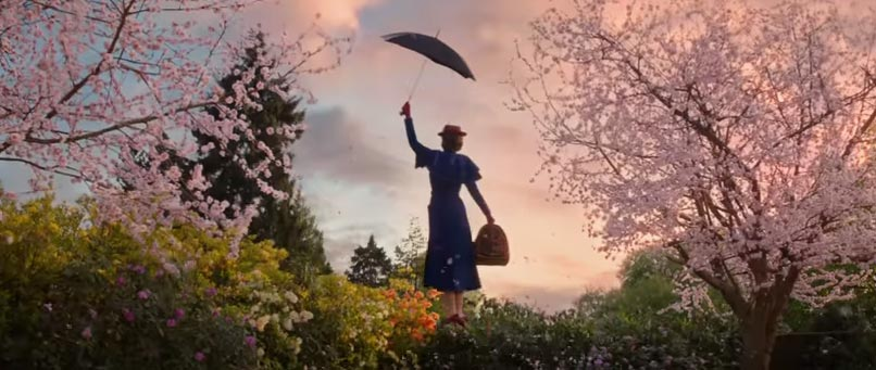 image Mary Poppins Returns, Trailer ufficiale