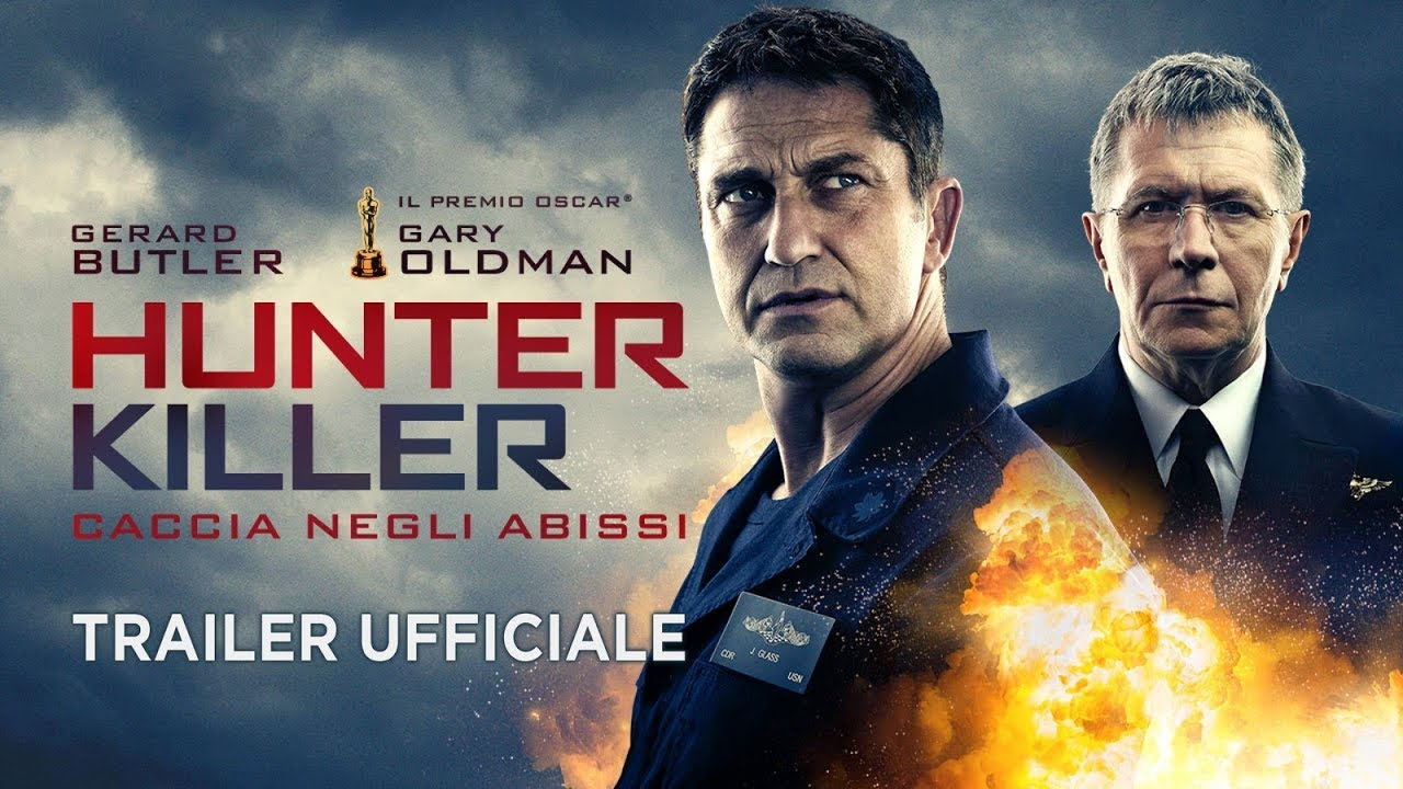image Trailer Hunter Killer  - Caccia negli abissi