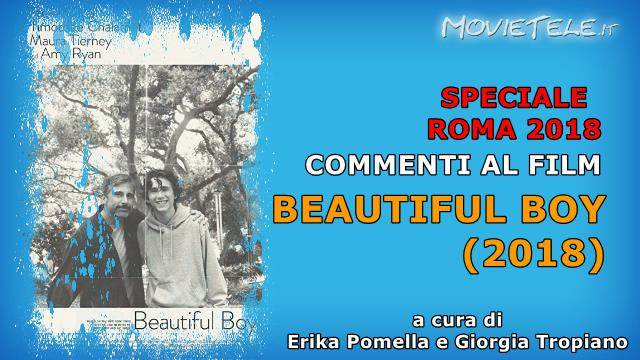 image Beautiful Boy (2018), Video Recensione da Roma 2018