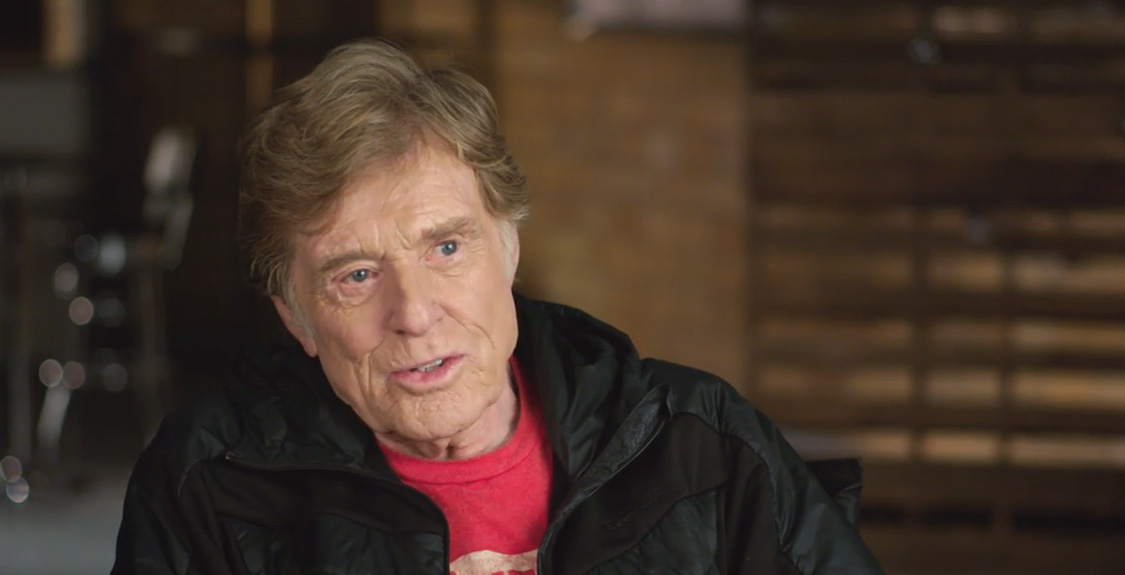image The Old Man and the Gun, Robert Redford e Danny Glover parlano del film