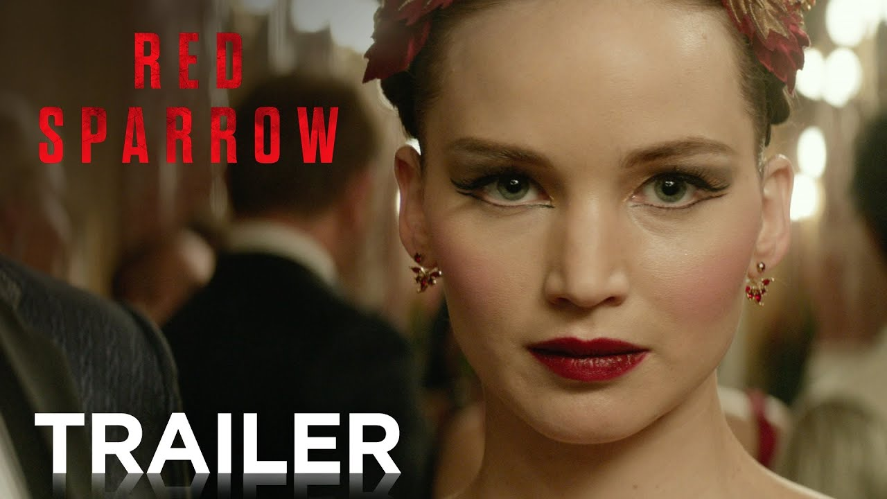 image Red Sparrow - Trailer 2 italiano