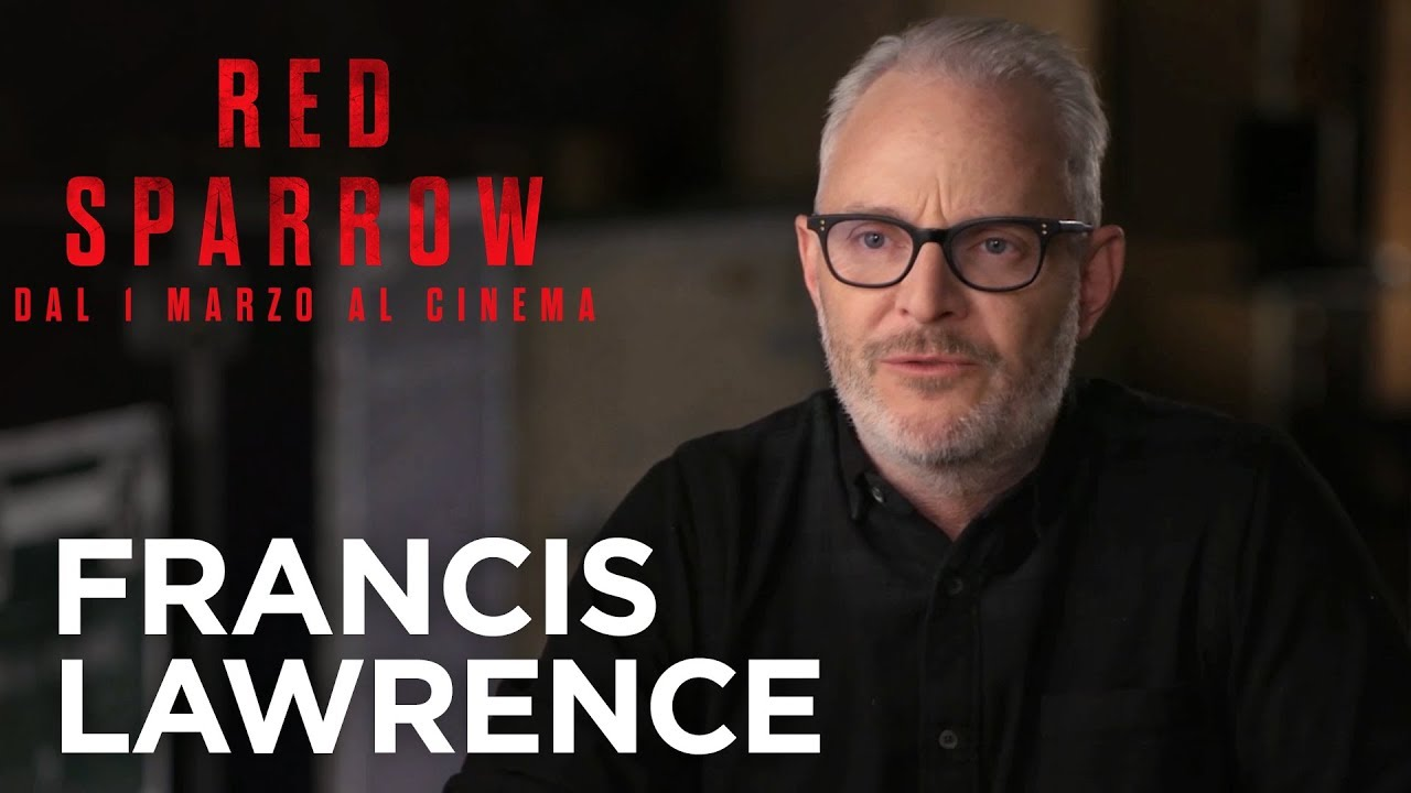image Red Sparrow - Intervista a Francis Lawrence