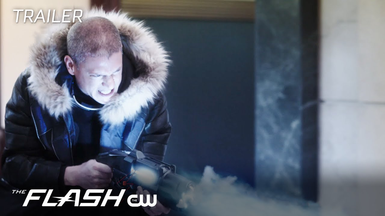 image Trailer The Flash 4x19 Fury Rogue
