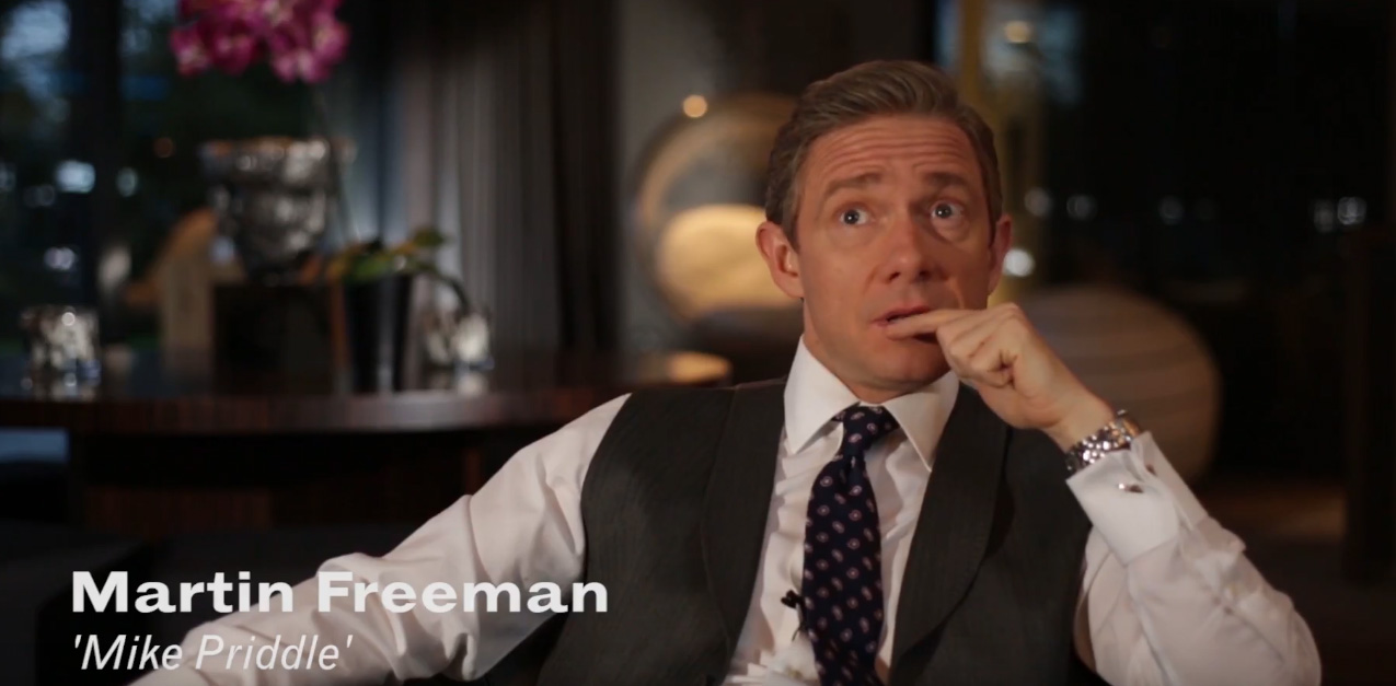 image Ghost Stories - Intervista a Martin Freeman e Paul Whitehouse