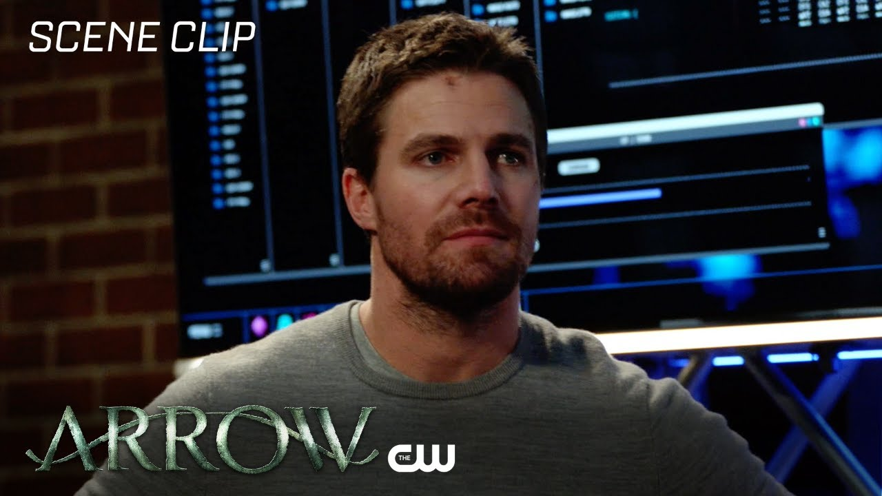 image Trailer Arrow 6x22 The Ties That Bind