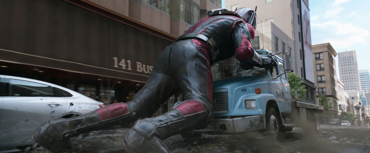 image Ant-Man and the Wasp - Secondo Trailer Italiano