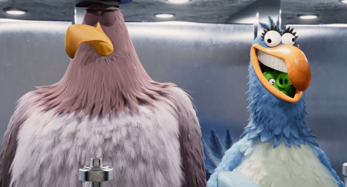 image Angry Birds 2, tre clip dal film