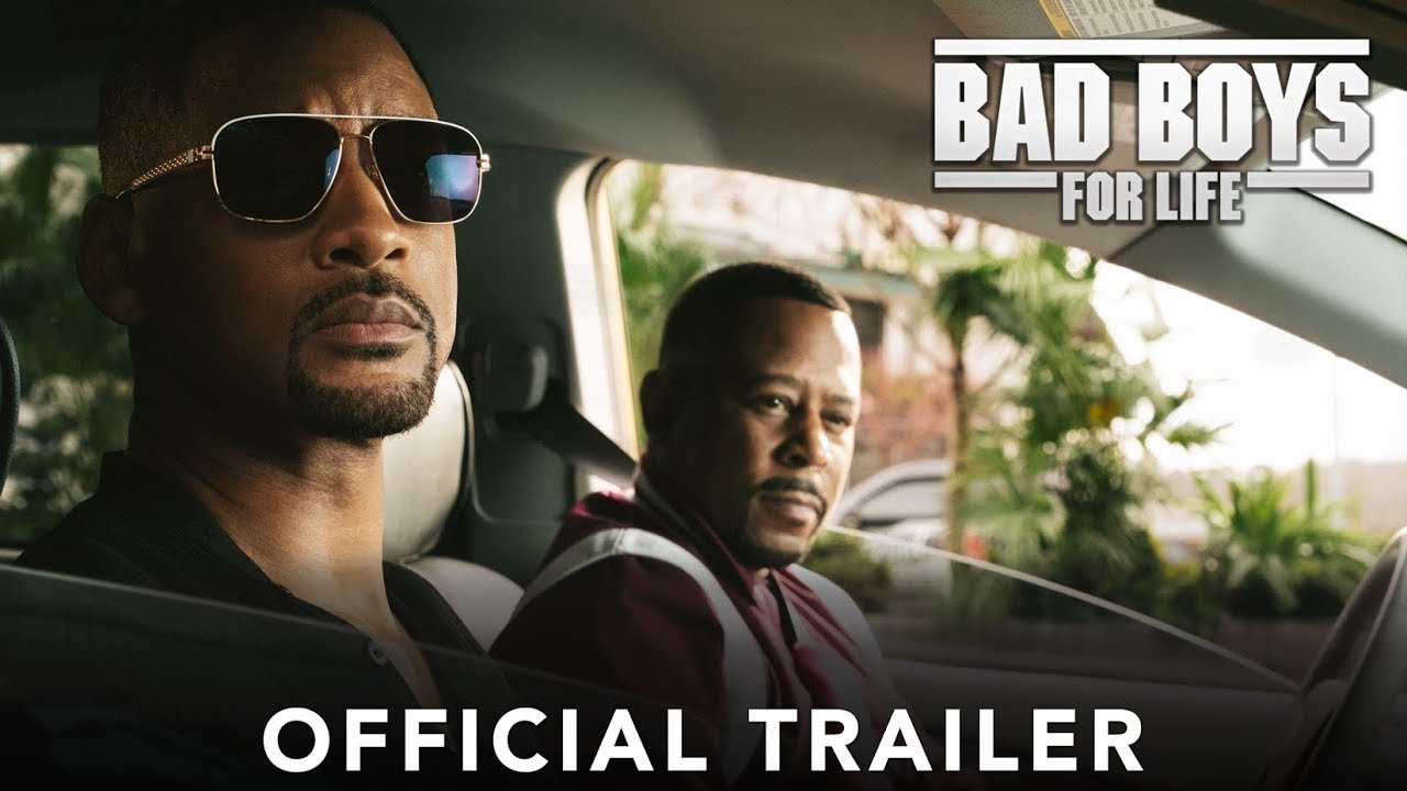 image Bad Boys for Life, primo trailer ufficiale