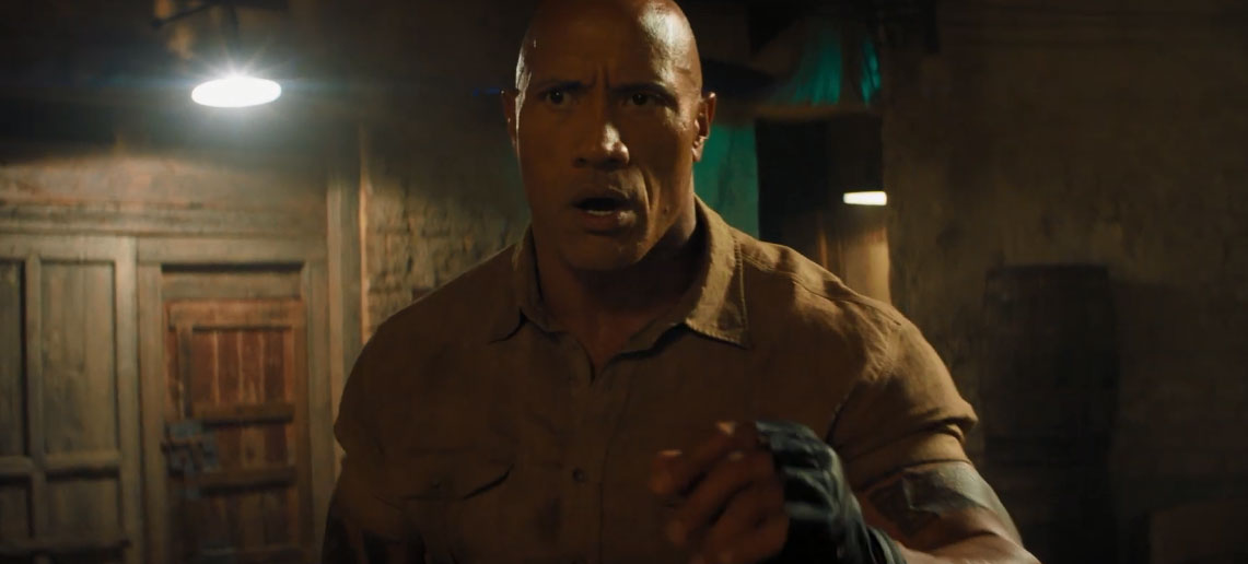image Jumanji: The next level, Clip Le volete prendere?