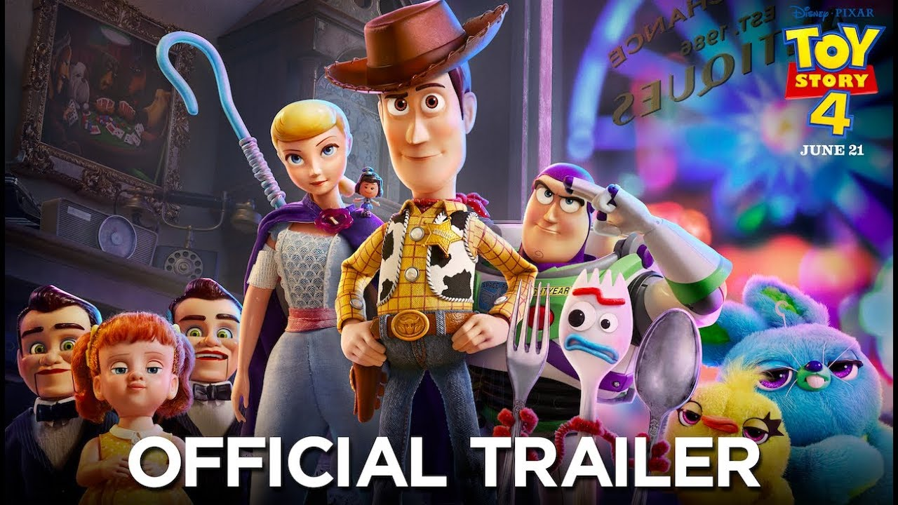 image Toy Story 4, primo Trailer ufficiale