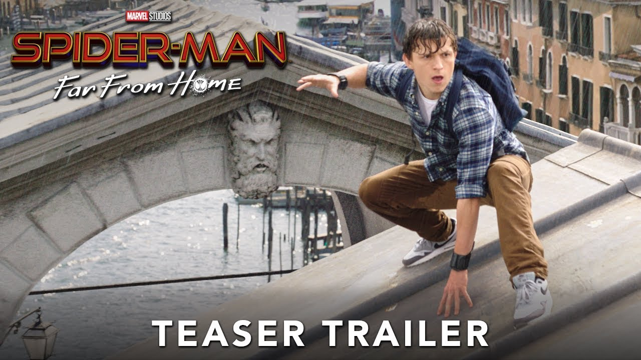 image Spider-Man: Far From Home, Trailer internazionale
