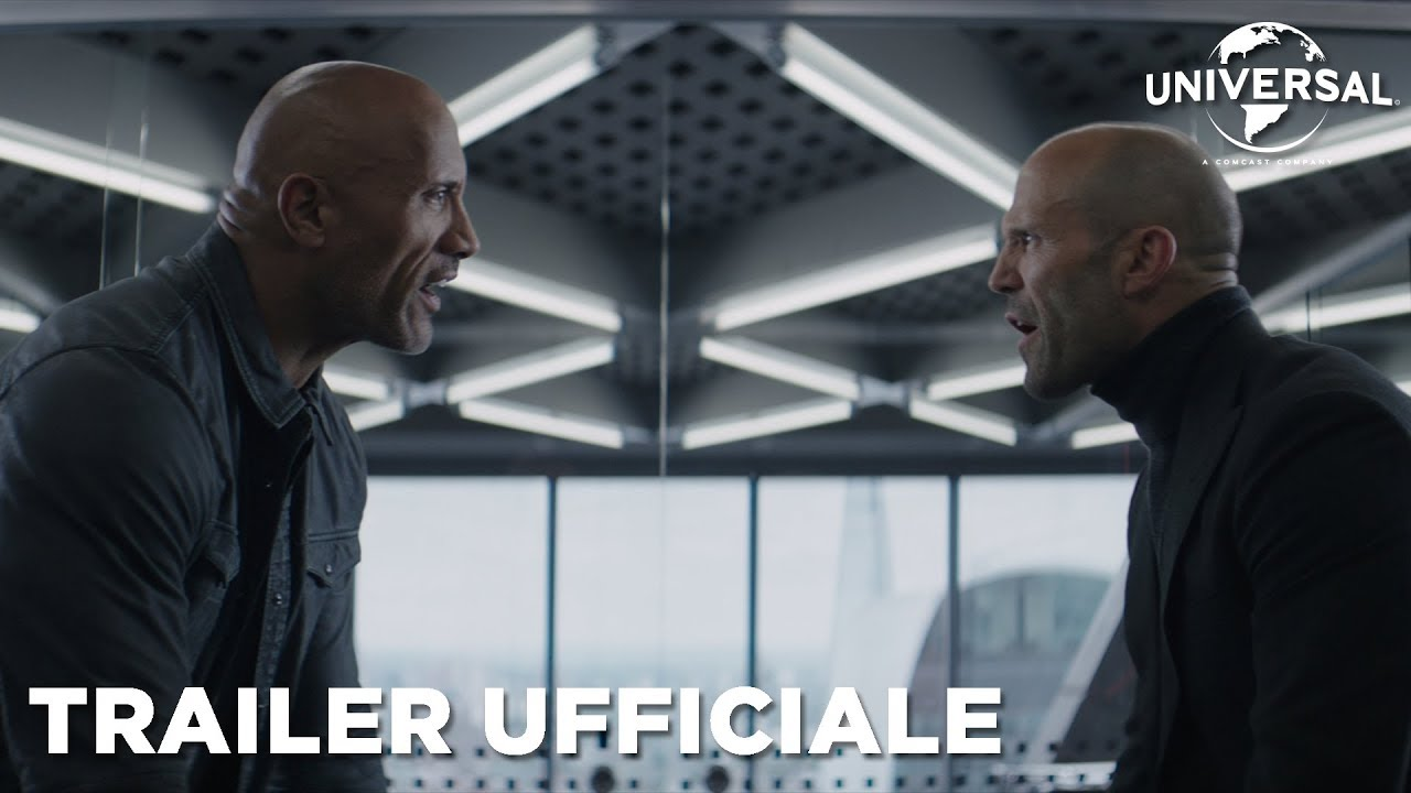 image Trailer Fast and Furious - Hobbs e Shaw