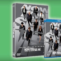 Now You See Me - I maghi del crimine in DVD e Blu-ray